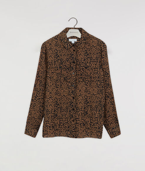 Ink Spot Long Sleeve Shirt