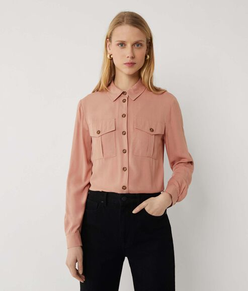 Casual Utility Shirt